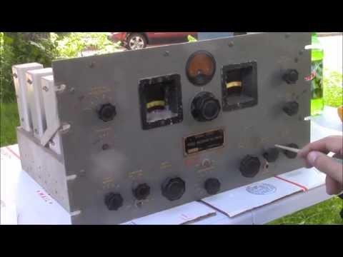BC 794B pt 1 Shortwave radio