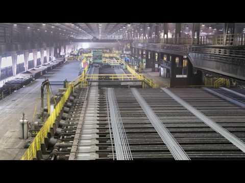 PFERD - Utilización de discos estacionarios en plantas de laminación