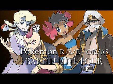 Battle! Elite Four - Hoenn - Pokémon R/S/E - OR/AS - Instrumental Mix Cover