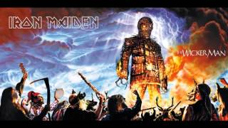 IRON MAIDEN - The Wicker Man (Rare Radio Version) (HD)