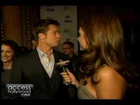 Toronto Film Festival - Brad Pitt | Access Hollywood