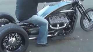 Самодельные мотоциклы, необычные мотоциклы