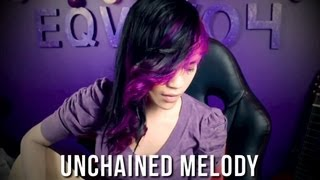 Unchained Melody - Righteous Brothers (Official Damielou music video acoustic cover)