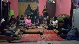 INDONESIA PUSAKA & Si Kacang Koro (cover version) by Relawan Laskar Karo Erdilo