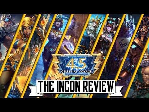 PATCH NOTES 4.5: SPEAR OF THE MAGUS BROKEN!!! - Incon - Smite