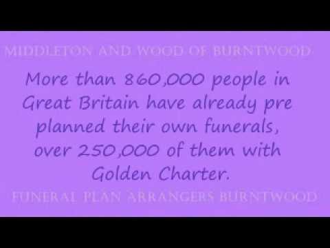Funeral Prepayment Plans