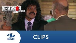 Repeat youtube video Higuita enfrenta al ayudante de Pablo Escobar - La Selección