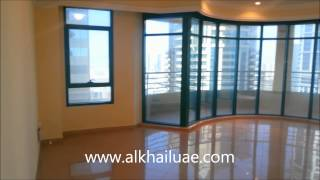 3 BEDROOMS + MAID FOR SALE IN MARINA CROWN TOWER DUBAI MARINA