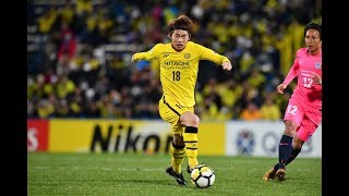 kashiwa reysol 1 0 kitchee afc champions league group stage