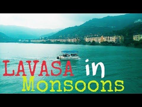 Lavasa city  || INDIA's 1st Largest Planned Hill CITY || PUNE || MAHARASHTRA || INDIA