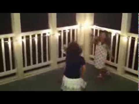 YMCA kids dancing