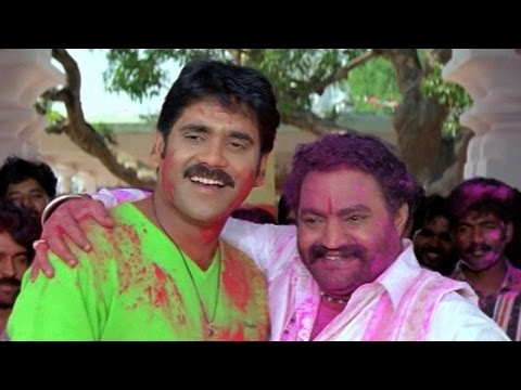 Seetaramaraju Movie || Ekasegathattha Video Song || Nagarjuna,Sakshi Sivanand