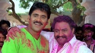 Seetaramaraju Movie    Ekasegathattha Video Song    Nagarjuna,Sakshi Sivanand