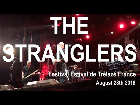 The Stranglers Live Gig Full Concert HD @ Festival Estival de Trelaze France 28th August 2018