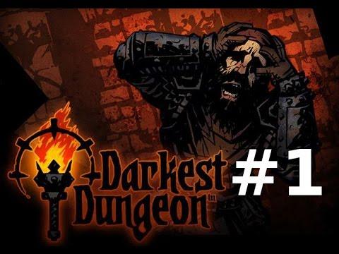 Darkest Dungeon - Episode 1 : Essai de l'accès anticipé