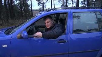 VW GOLF IV TDI Jakohihnan vaihto