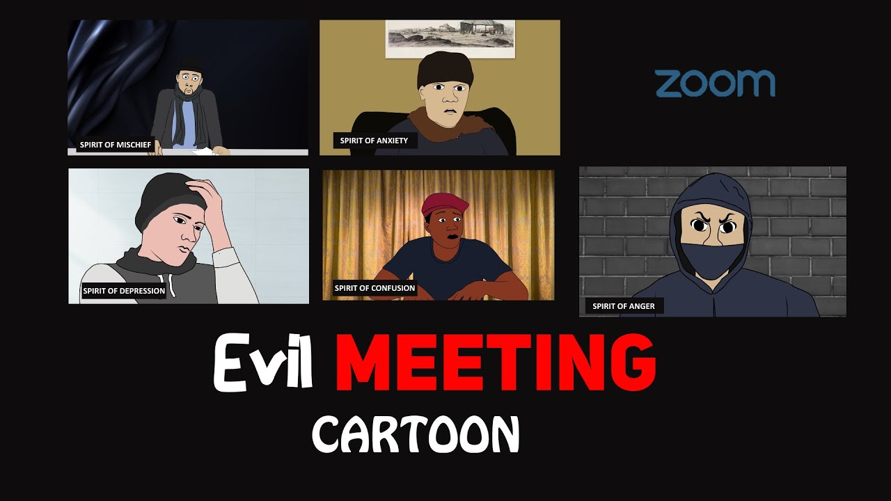 Download Evil Meeting Cartoon   Jay and Josh   Series 39   Joshua Mike-Bamiloye