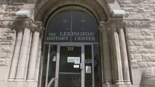 Kentucky Farm Bureau Presents Bluegrass and Backroads: Lexington History Museum