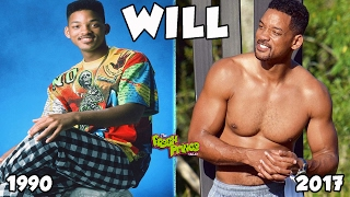 Fresh Prince Of Bel Air Then And Now 2017