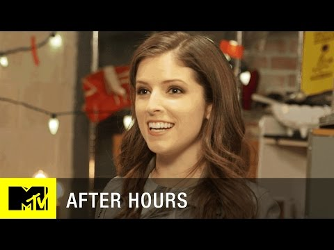 Anna Kendrick & Sam Rockwell's Kickass Garage Band! | MTV After Hours w/ Josh Horowitz