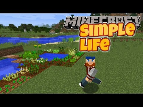 Minecraft | Simple Life | #1 NERDING OUT