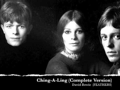 Ching  A Ling (Full Version - Feat. David Bowie verse) - FEATHERS Featuring David Bowie
