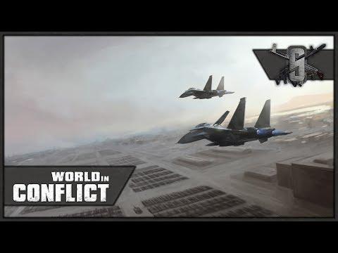 Submarine Sabotage - World in Conflict - Mission 13 (USA+NATO)