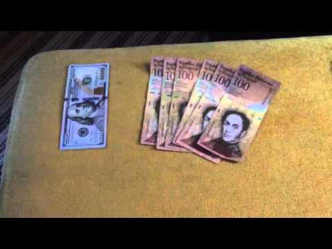 Baffling Bolivars- Venezuela's Exchange Rates