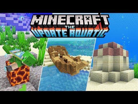 Minecraft 1.13 Ocean Exploring Tips & Tricks For The Update Aquatic