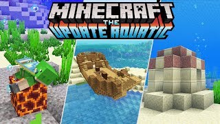 Minecraft 1.13 Ocean Exploring Tips & Tricks For The Update Aquatic