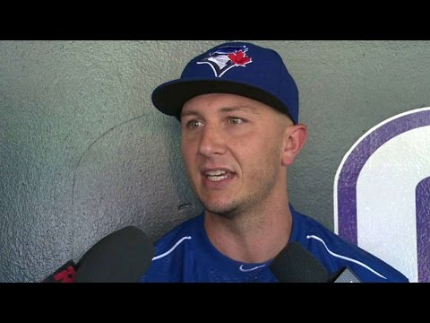 TOR@COL: Tulo discusses returning to Coors Field