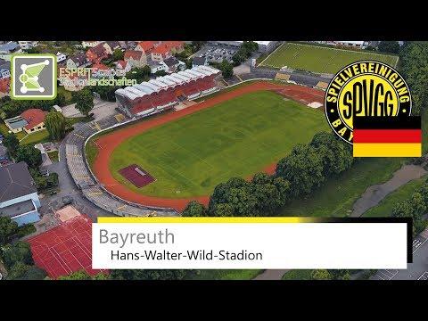 Bayreuth - Hans-Walter-Wild-Stadion / 2016
