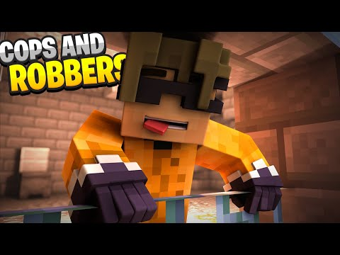 Minecraft Cops and Robbers: WE BROUGHT BACK THE BOAT!
