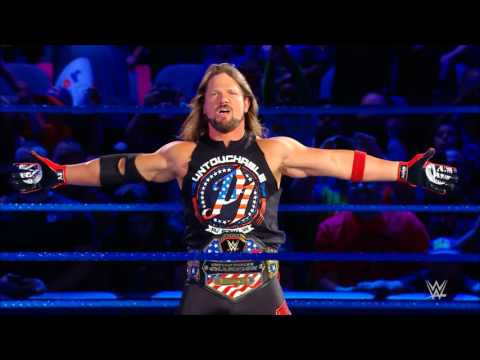AJ Styles Highlights WWE Live's Return to Las Cruces Sept. 24, 2017