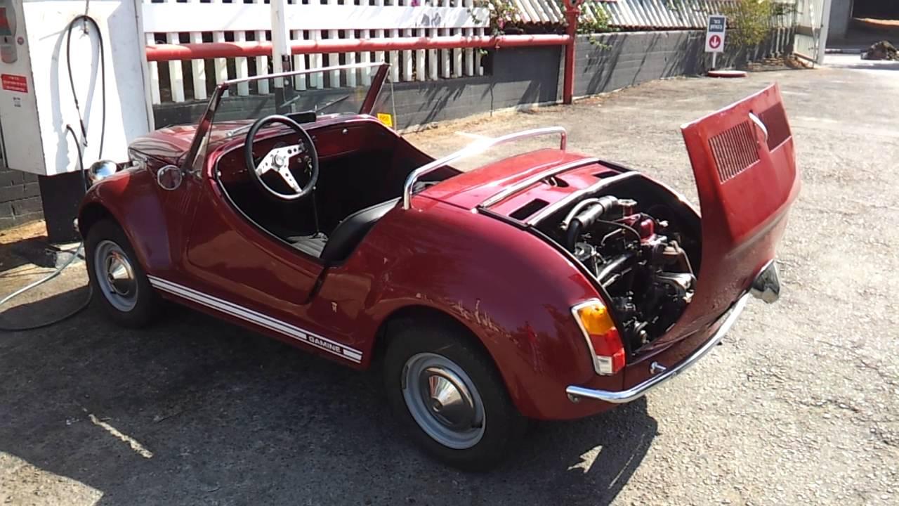 abbastanza Fiat 500 Vignale Gamine - YouTube AF24
