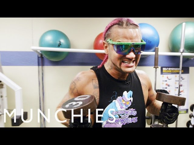 The Riff Raff Weight Gain Diet