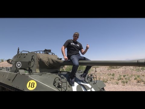 76MM HELLCAT TANK DESTROYER!