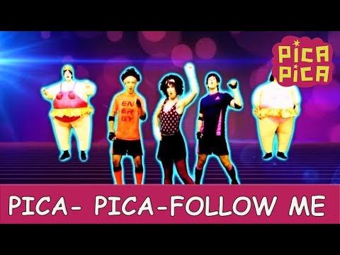 Pica-Pica: Follow me (Videoclip Oficial)