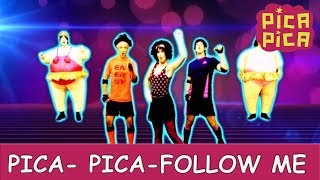 Pica-Pica: Follow Me (Videoclip Oficial) thumbnail
