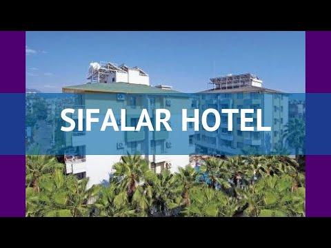 SIFALAR HOTEL 4* Турция Алания обзор – отель СИФАЛАР ХОТЕЛ 4* Алания видео обзор
