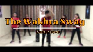 The Wakhra Song - JudgeMentall hai kya (Dance Cover) Choreographer - ALLAUDIN  Encore Dance Studio