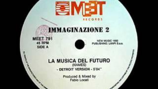Immaginazione 2 - La Musica Del Futuro 1992