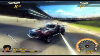 FlatOut 2 FX BOOM Movie by OndyTHX - HD 720p