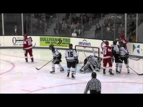 Friars vs. Boston University Terriers October 31, 2014