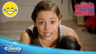 Stuck in the Middle | The Science Project | Official Disney Channel UK