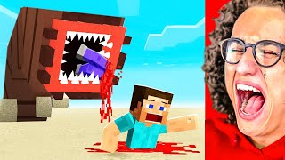 The MOST HILARIOUS Minecraft Animation YOU WILL EVER SEE!