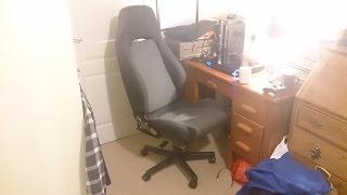 Car Seat Office Chair - Shearman Design