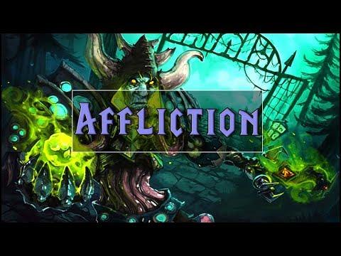 BFA - Affliction Warlock | Full DPS Guide 8.0.1 [Basics PvE]