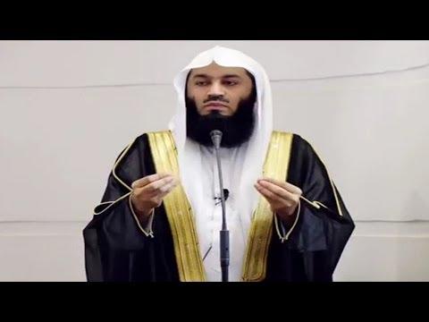 Inspiring Reminder to Get Through Difficult Times - Mufti Menk thumbnail