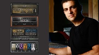 Mixing guitars with GTR3: Acoustic Turned Power Chord with Yoad Nevo